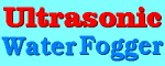 ultrasonic fogger
