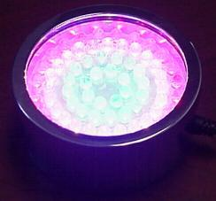 LED color controllable light